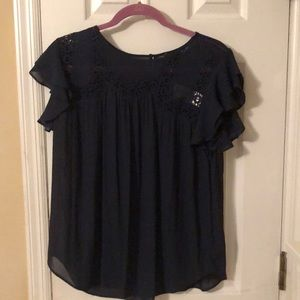 Silky Anne Taylor  top